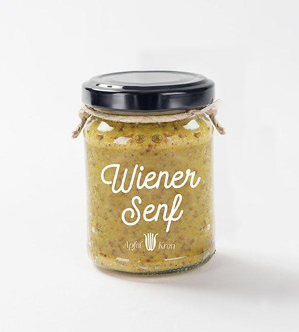 Dazu Wiener Senf - 95g